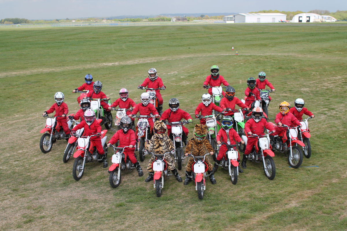Tigers Children's Motorcycle Display Team's profile pic