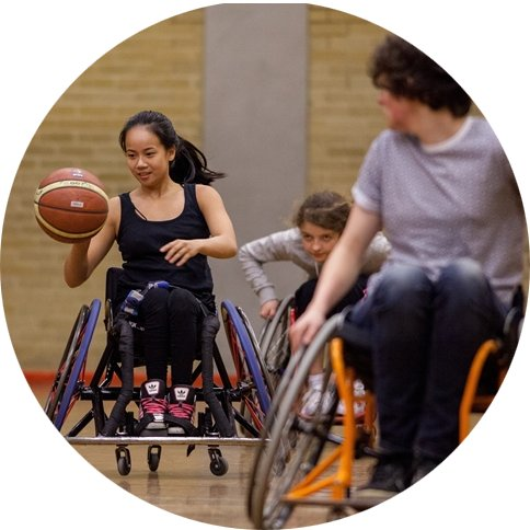 Enable Ability Wheelchair Basketball Club's profile pic